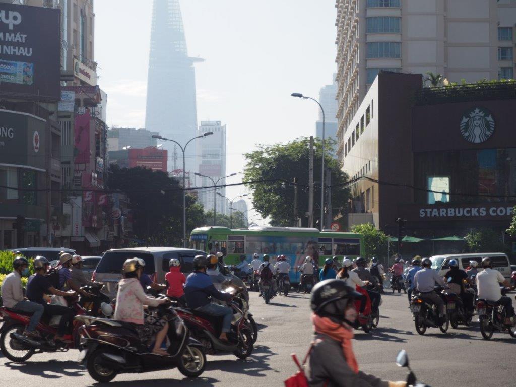 海外研修(ベトナム)